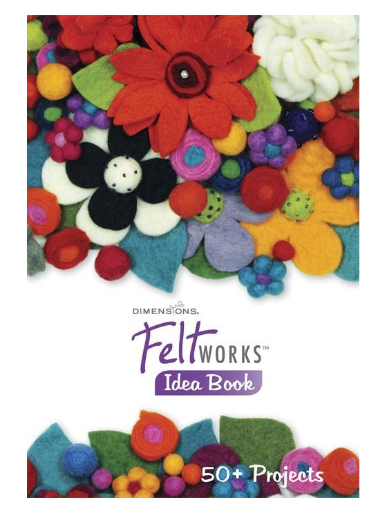 DI73656   Feltworks Idea Book