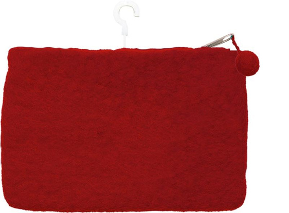DI73684   Red Mini Purse