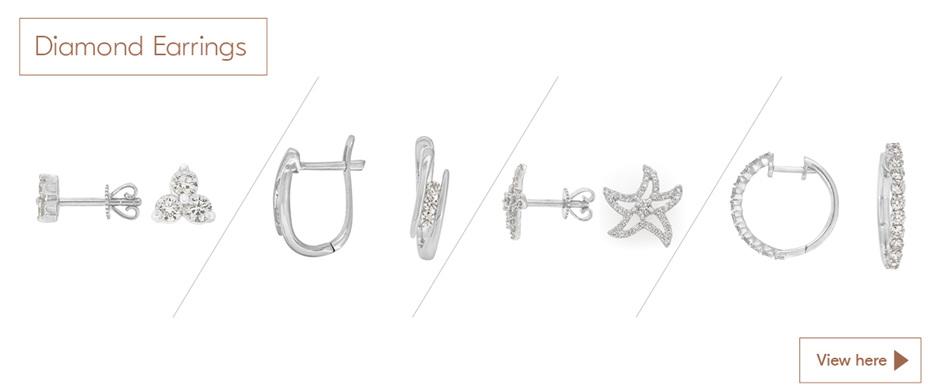 Diamond Earrings Wellington
