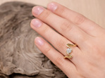 Diamond Solitaire Engagement Ring, Lyall The Sandrift Collection