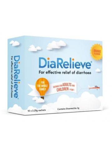 DiaRelieve Sachets 10