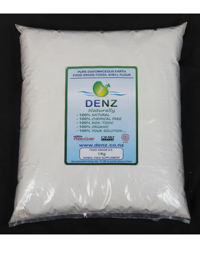 Diatomaceous Earth - 1 Kg