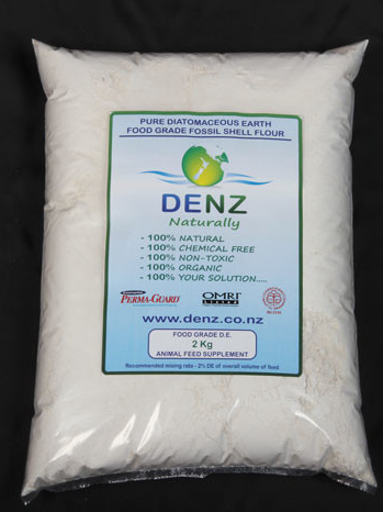 Diatomaceous Earth - 2 Kg