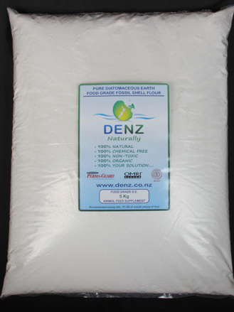Diatomaceous Earth - 5 Kg
