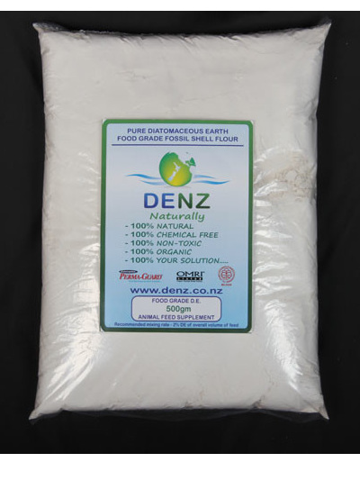 Diatomaceous Earth - 500g
