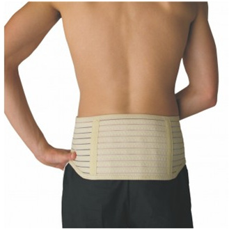 DICK WICKS MAGNETIC BACK SUPPORT LARGE