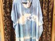 Diddy Dress - Hand Dyed - Bluey