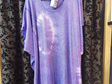 Diddy Dress - Hand Dyed - violet