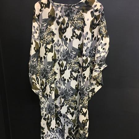 Diddy Dress in Chiffon