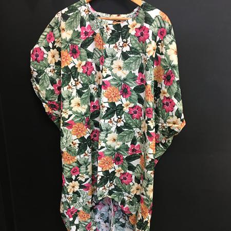 Diddy Dress in Linen
