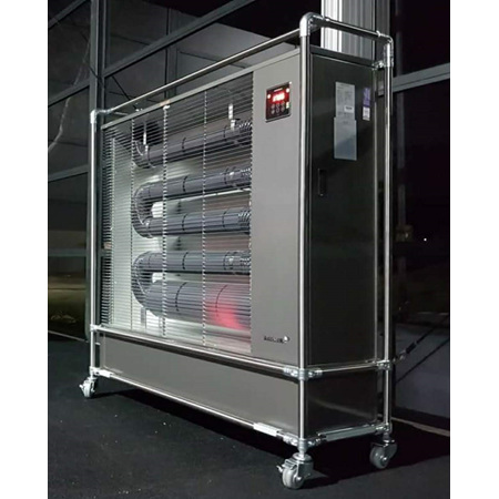Diesel Heater Indoor Radiant 200m2