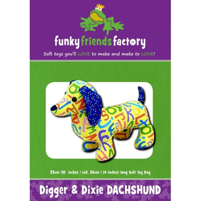 Digger & Dixie Daschund
