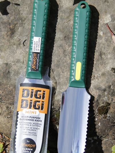 DigiDigi Mini Gardening Knife