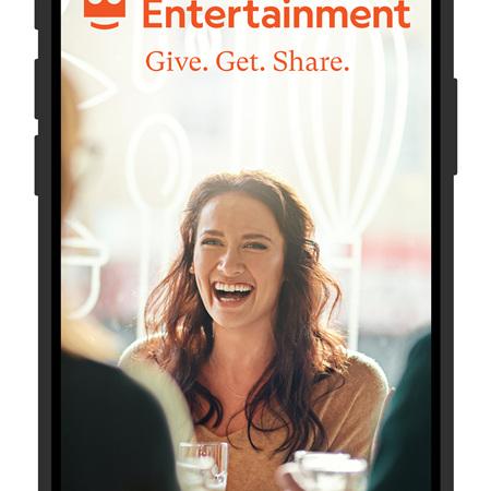 Digital Entertainment Book App
