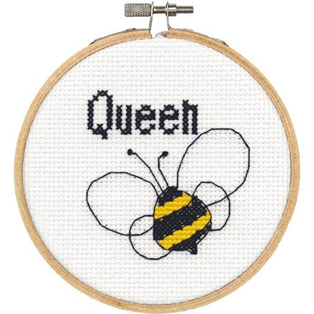 Dimensions Embroidery Kit - Queen Bee