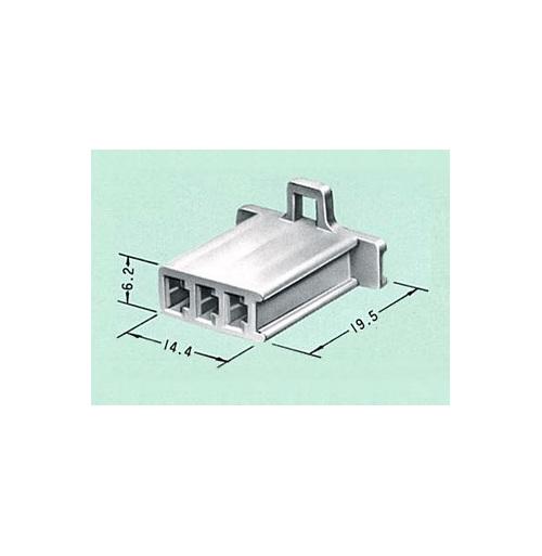 dimensions honda wheelspeed sensor connector