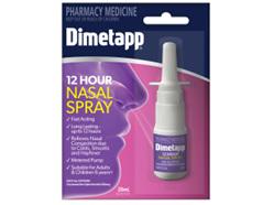 Dimetapp 12 Hour Nasal Spray