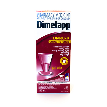 Dimetapp Cough & Cold