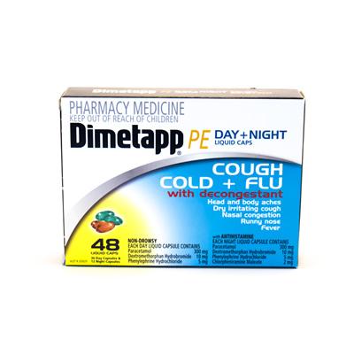 Dimetapp Day & Night