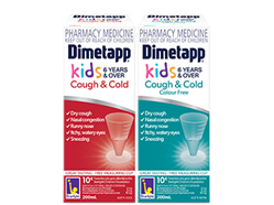 Dimetapp Kids Cough & Cold