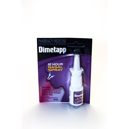 Dimetapp Nasal Spray