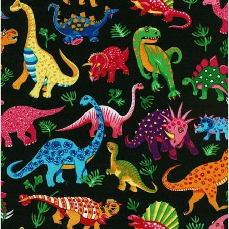 Dinosaur Dance Black NT87550101