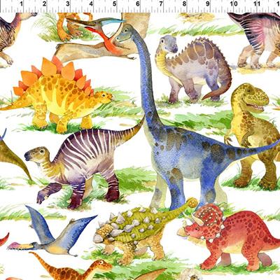 Dinosaur Friends - Dinosaurs Main