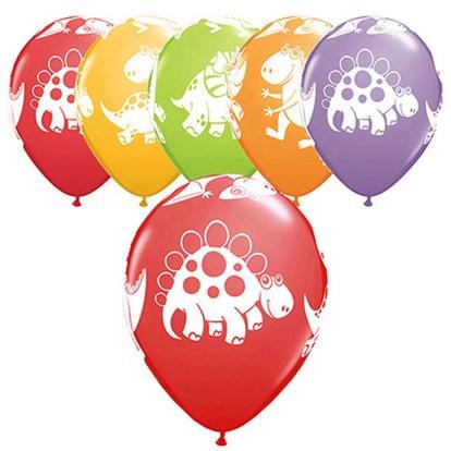 Dinosaur Latex Balloon