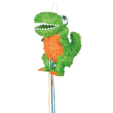 Dinosaur Pinata - Green T-Rex