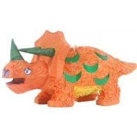 Dinosaur Pinata - Orange
