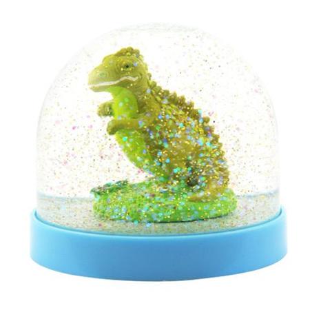 Dinosaur Snow Globe