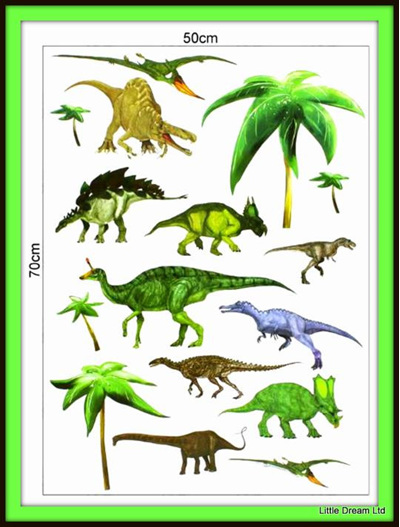 """Dinosaurs"""