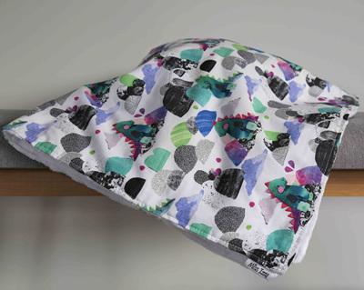 Dinosaur  Life Blanket