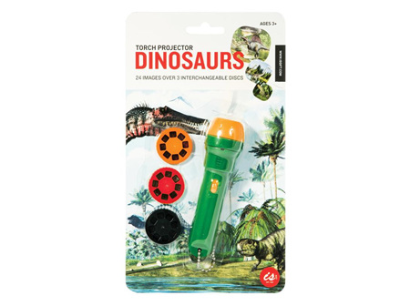 Dinosaurs Torch Projector