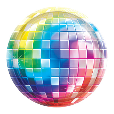 Disco Fever PartyPlates