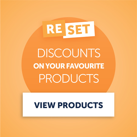 Discounts on your favourite products