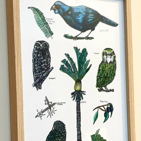 Discover NZ Prints