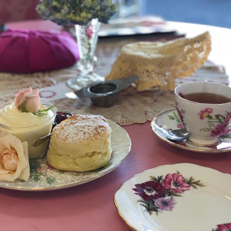 Discover Tea & Cake in Hawkes Bay