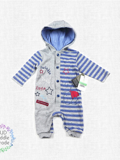 Disney baby hooded onesie