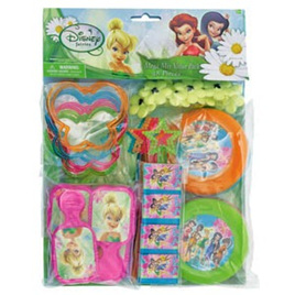 Disney Fairies 48 Piece Favour pack