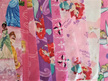 "Disney Fairy & Princess Bundle 10"" squares"
