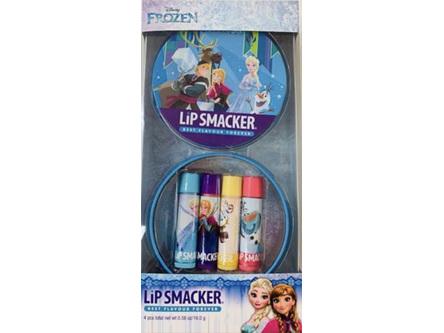 Disney Frozen Lipsmacker Best Flavour Forever 4 Balms in a Tin
