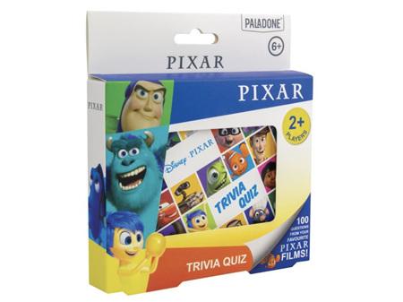 Disney Pixar Trivia Quiz