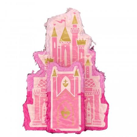 Disney princess castle pinata