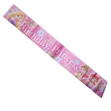 Disney Princess Sash