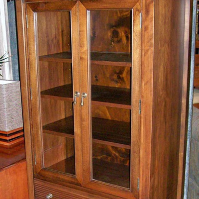Charters Low Display Cabinet
