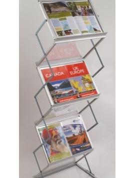 Display & Exhibition Floor Stands - Mobile