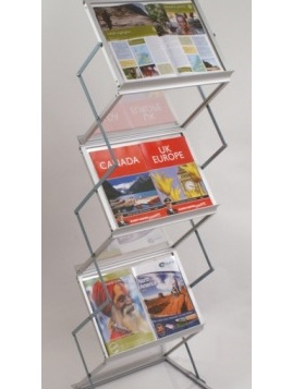 Display & Exhibition Floor Stands - Mobile