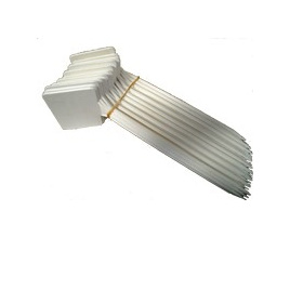 Display Label 130mm x 75mm Header - 250mm Stake 25 Per Pack
