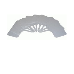 Display Label 175mm x 100mm Header - 90mm Stake 25 Per Pack